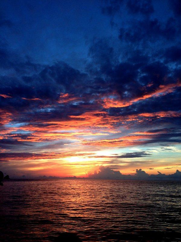 イケメン船と夕陽でも。。。